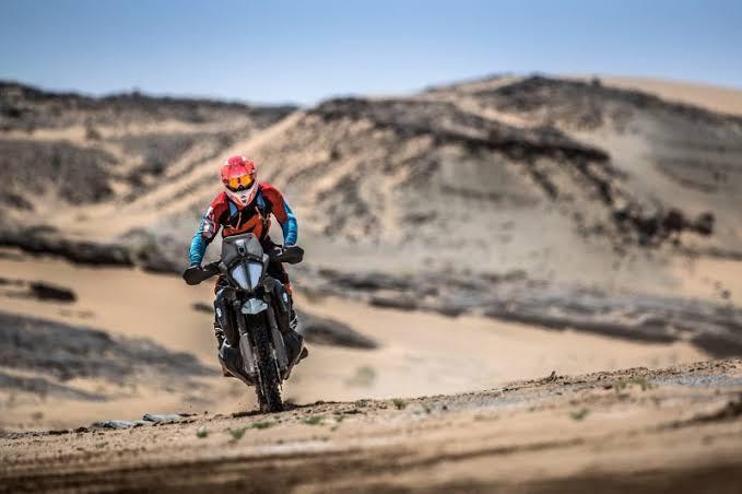 motorcycle tours namibia