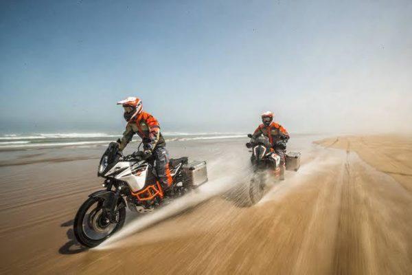 Motorcycle Tour West Coast